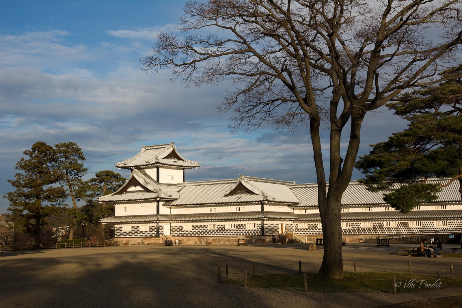 Kanazawa-jo Castle Grounds