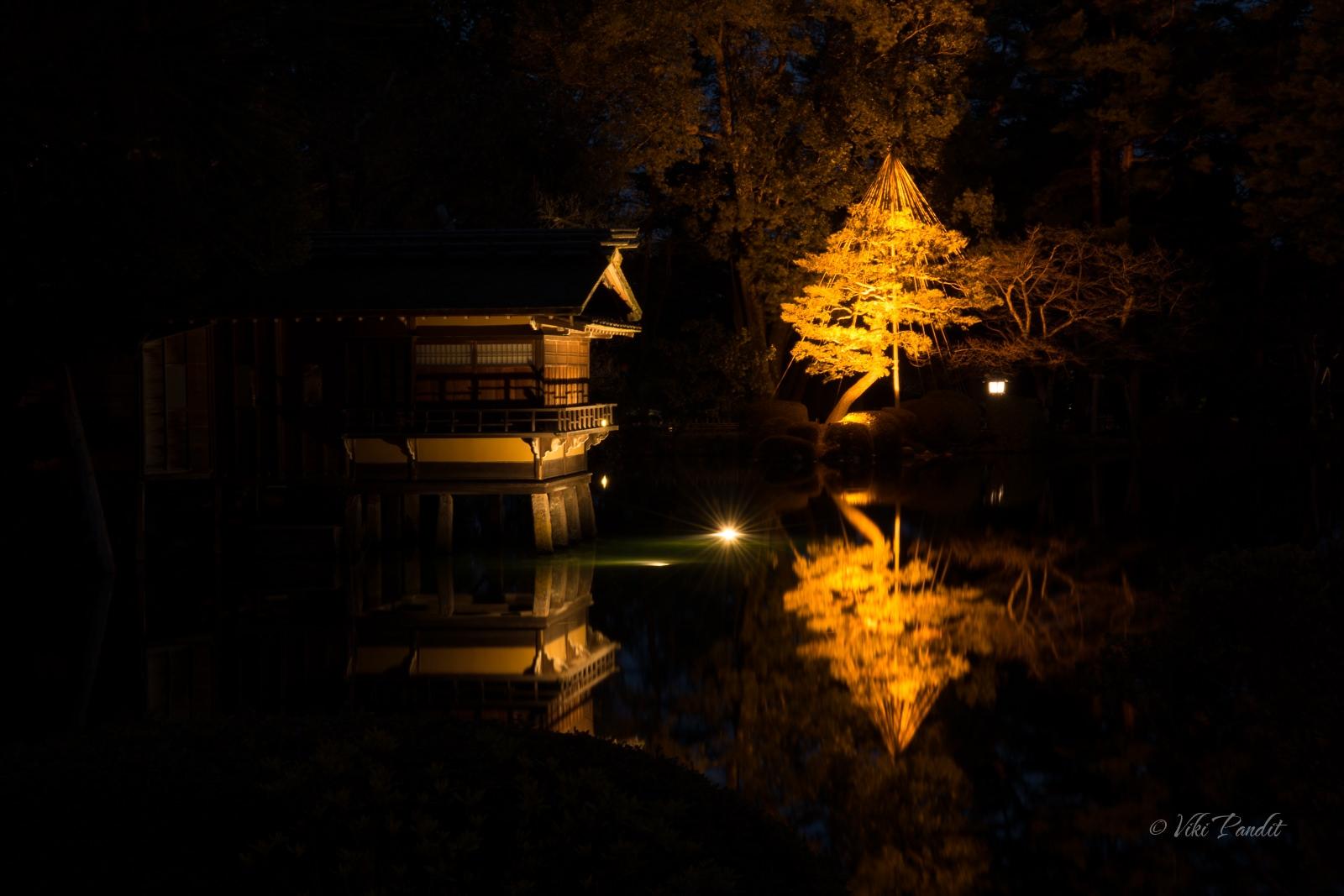 Uchihashi-tei Tea House, Kenrokuen
