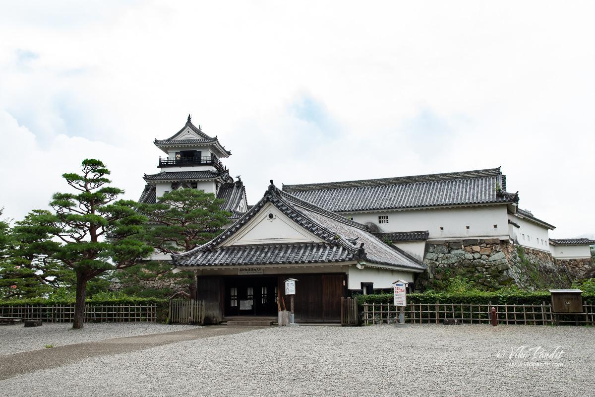 Entrance to Kochi Castle