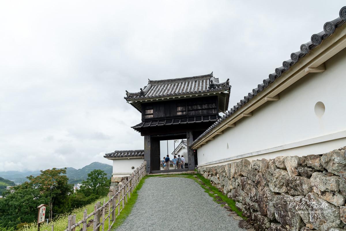Gate to Kochi Castle