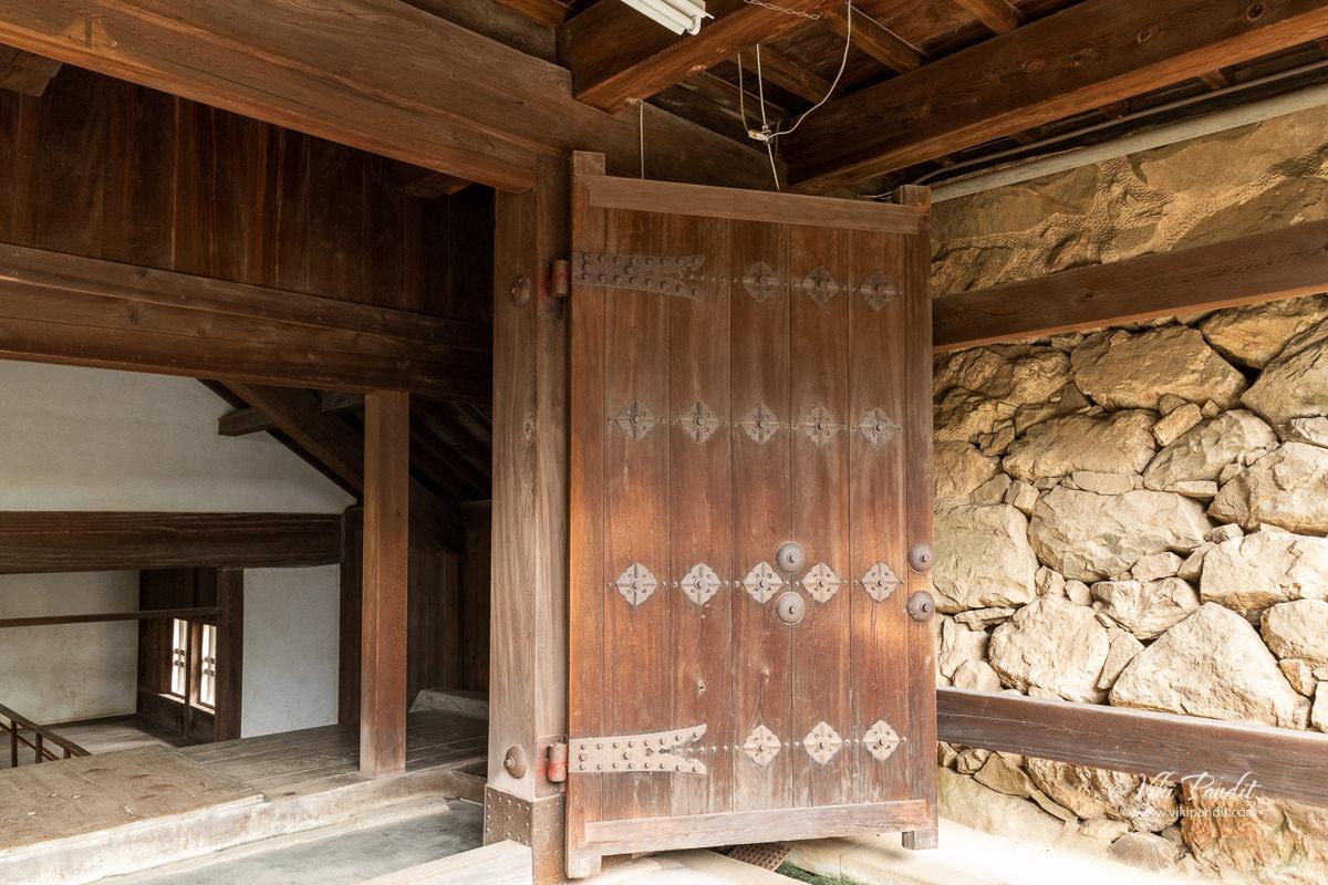 Inside Kochi Castle