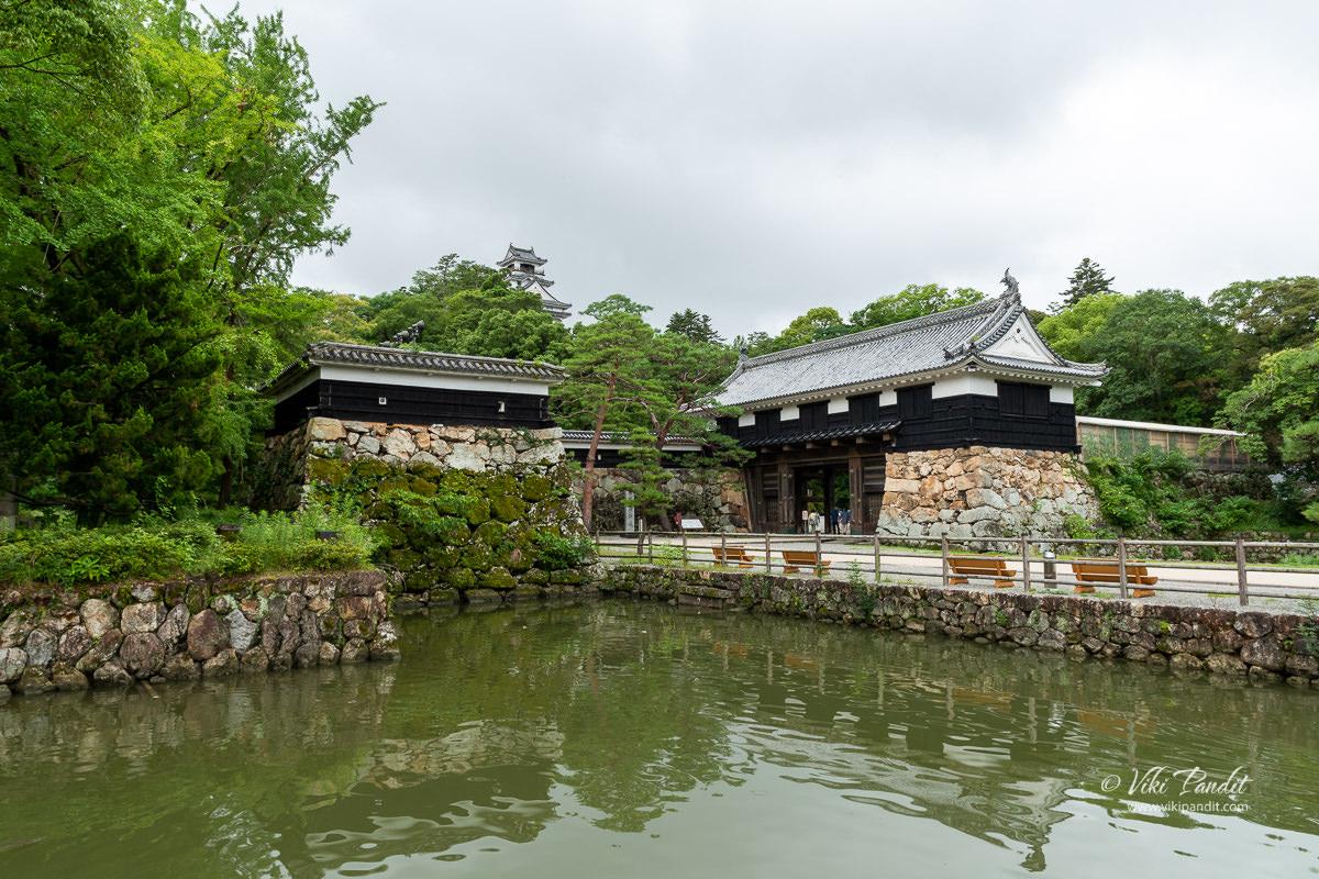 Ōtemon Gate of Kochi Castle