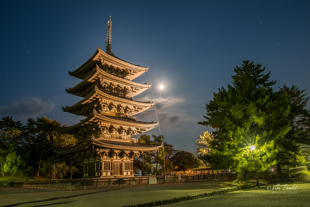 Kōfukuji Five Storied Pagoda
