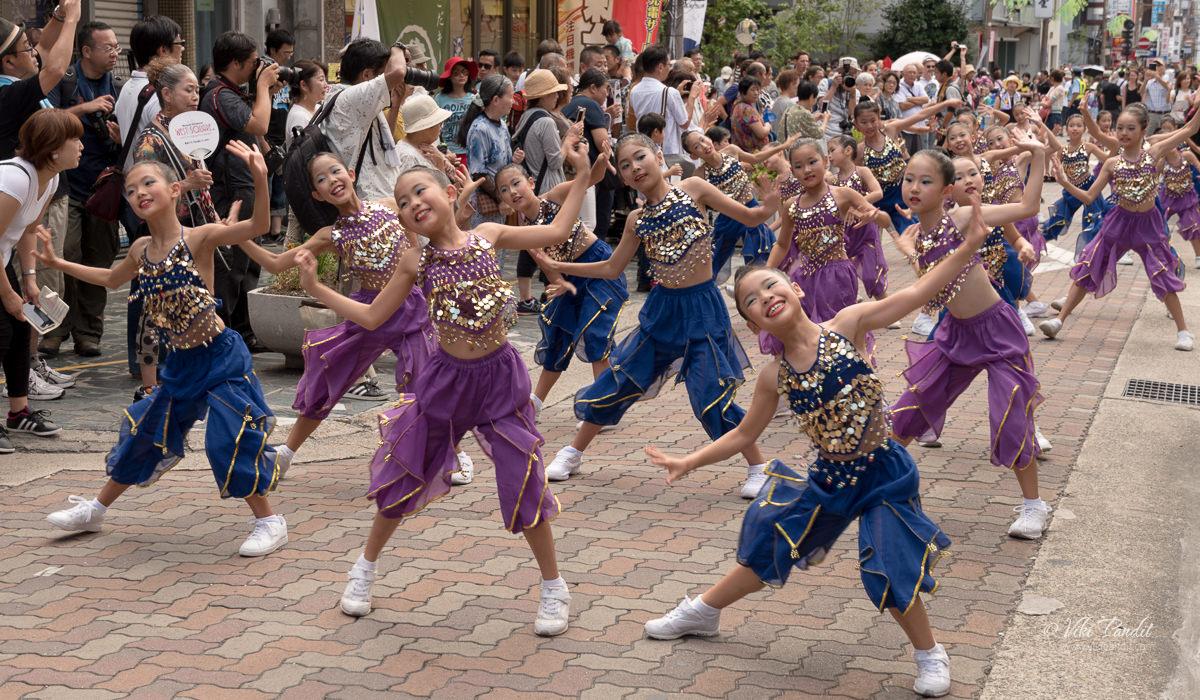 Street Performance near Nara Park