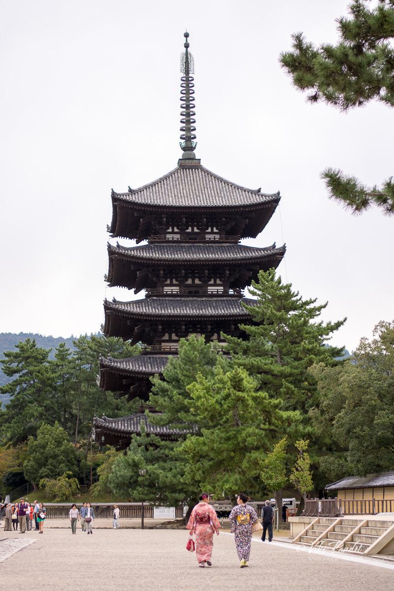 Kofuku-ji Five Story Pagoda