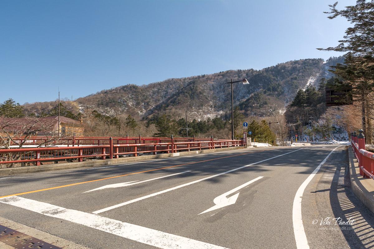 Lake Chuzenji Bus Stop