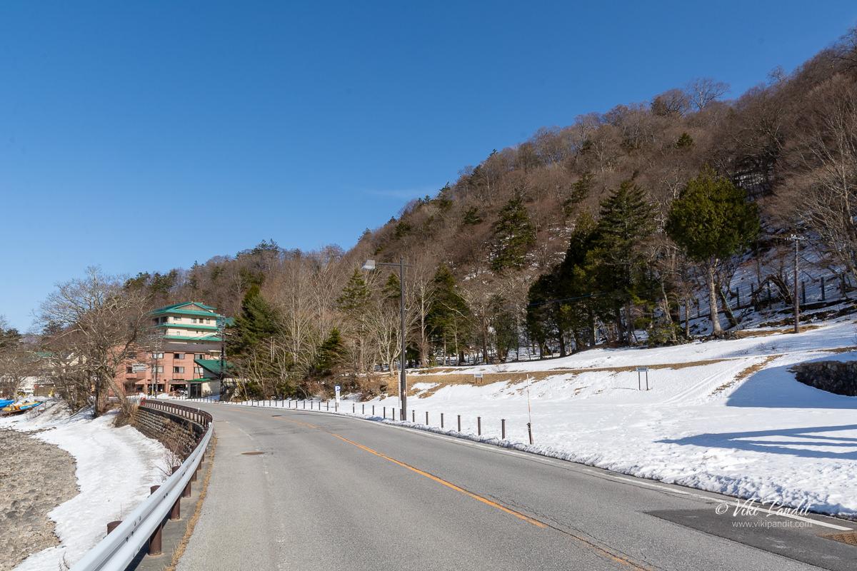 Resorts near Lake Chuzenji