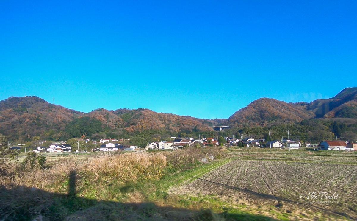 Shimane counryside