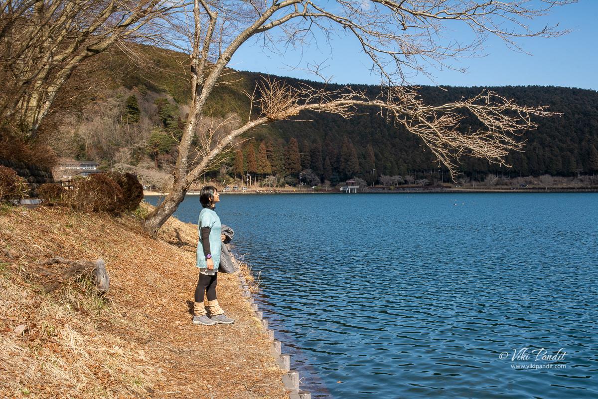 Ranita at Lake Tanuki
