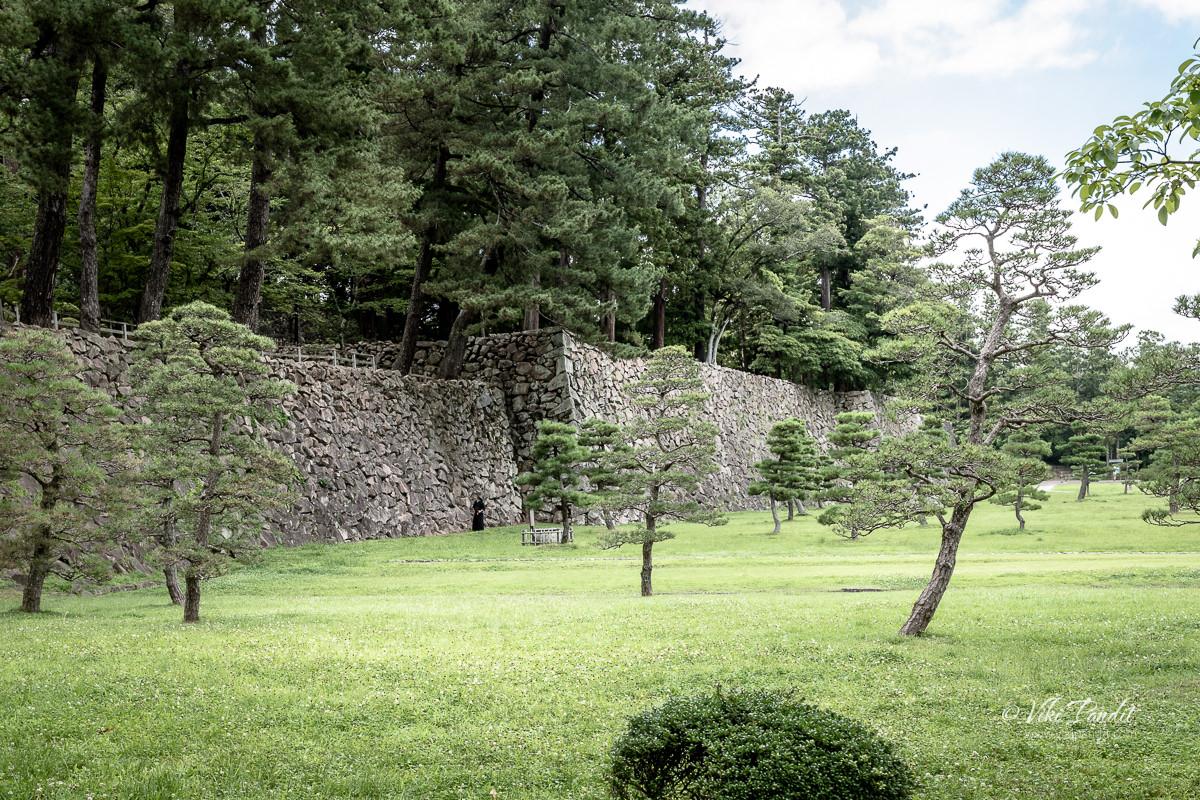 Matsue Castle Park