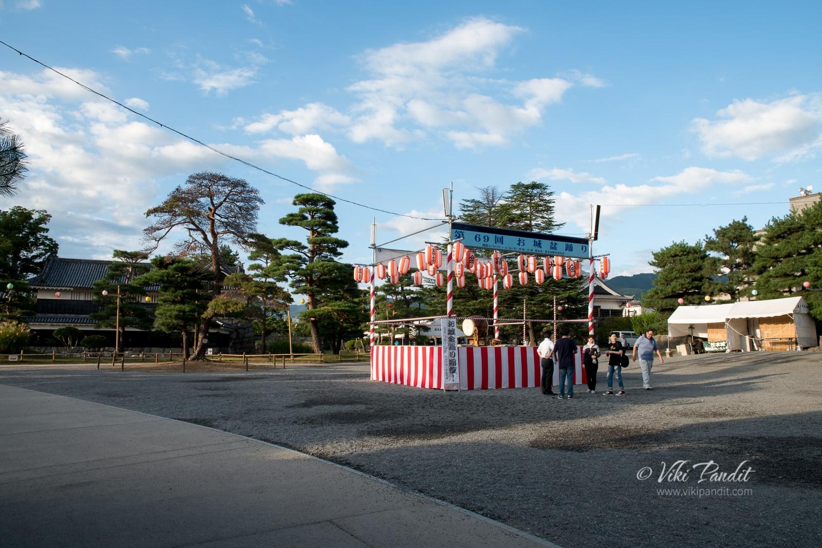 Taiko Drum Festival in Matsumoto