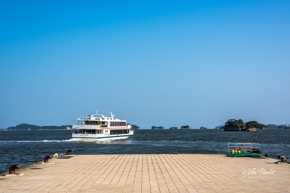 Matsushima Bay Sightseeing Cruise