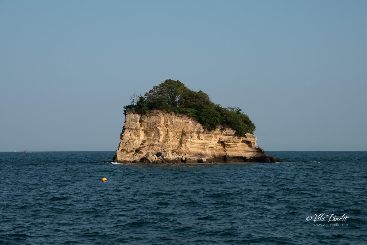 Usagi-jima Island in Matsushima Bay