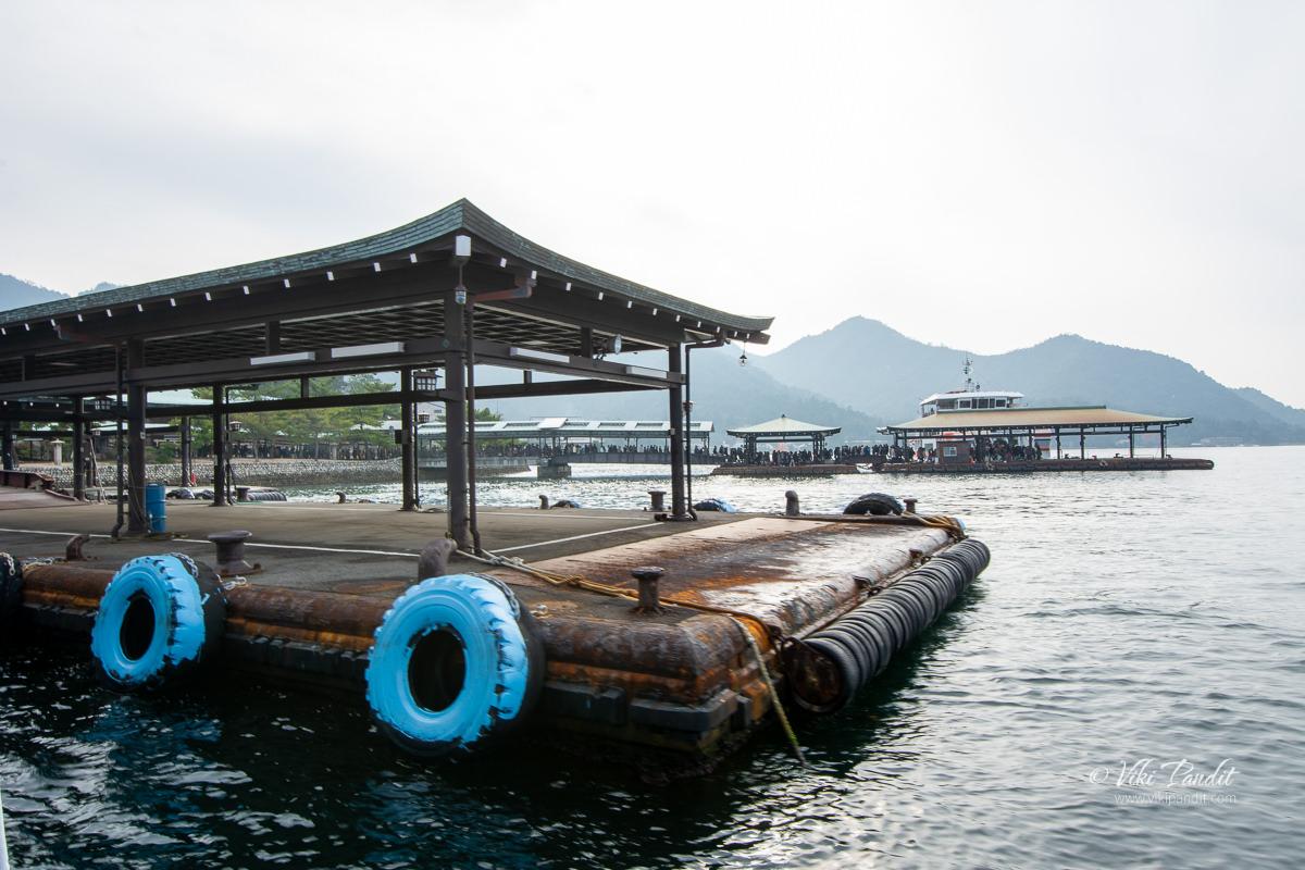 Miyajima Dock