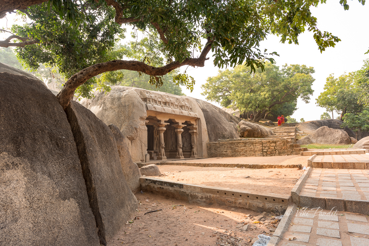 Varaha Temple in Mahabalipuram