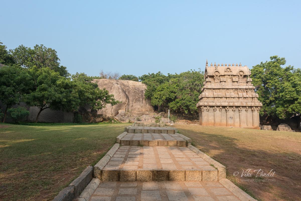 Ganesh Rath in Mahabalipuram