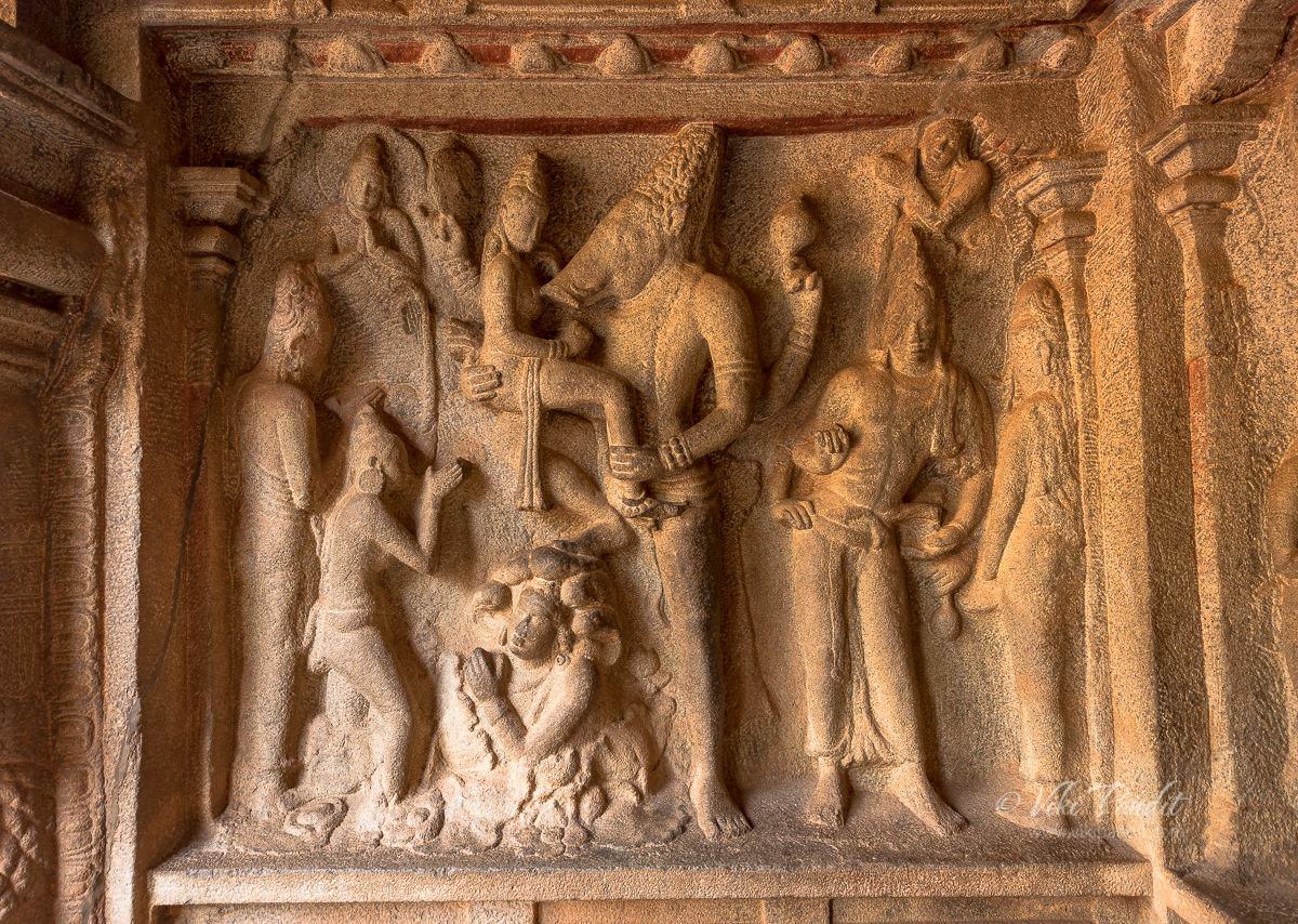 Varaha at Mahabalipuram