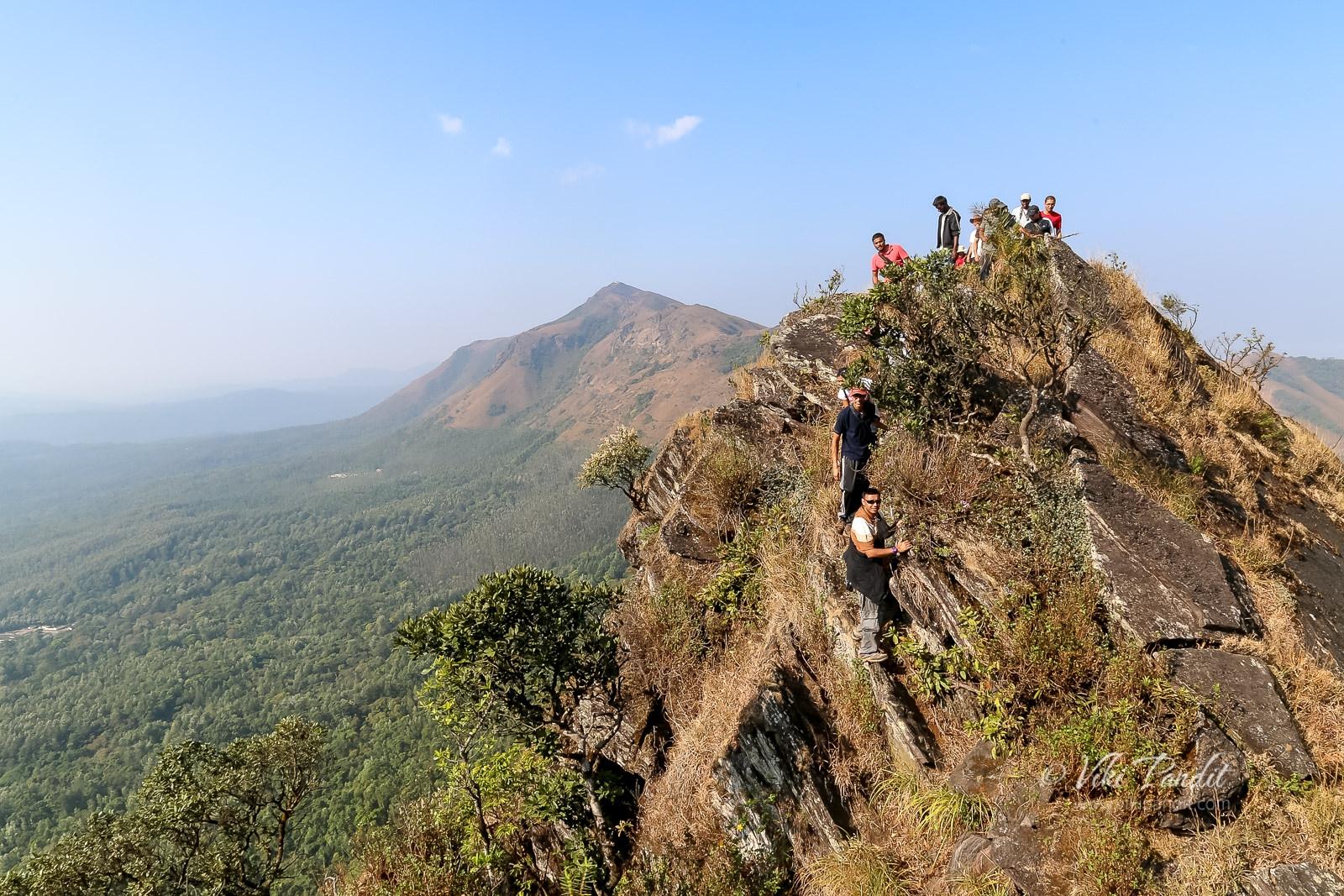 Mullayangiri Ridge Walk