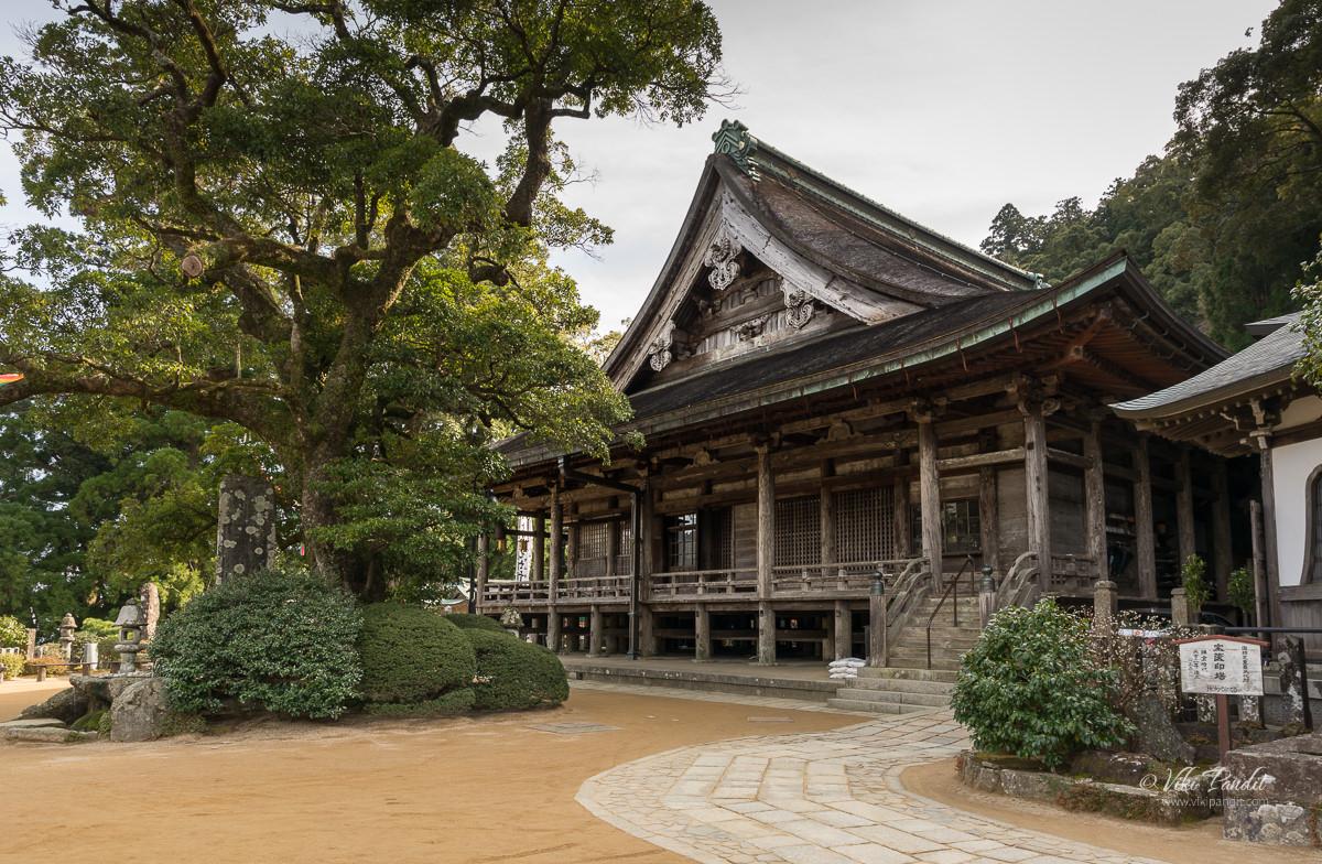 Seigantoji Temple, Nachi