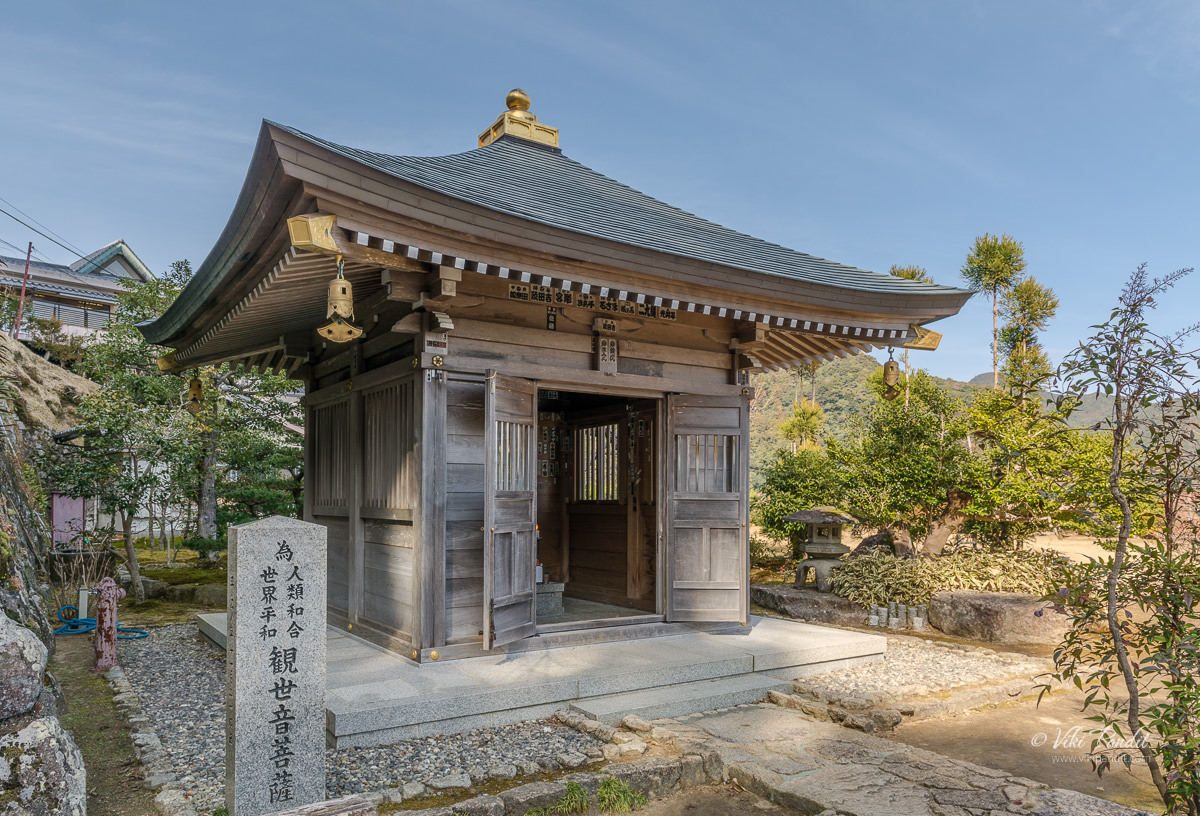 Temple for World Peace, Nachi