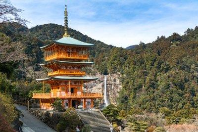Sanjudo Pagoda
