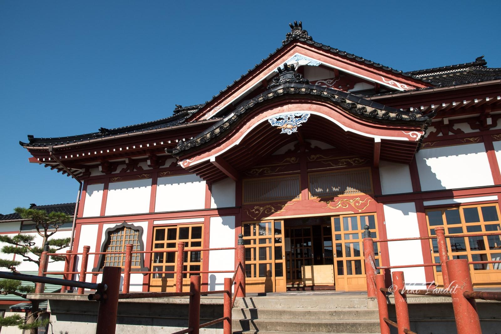 Nangaku ji