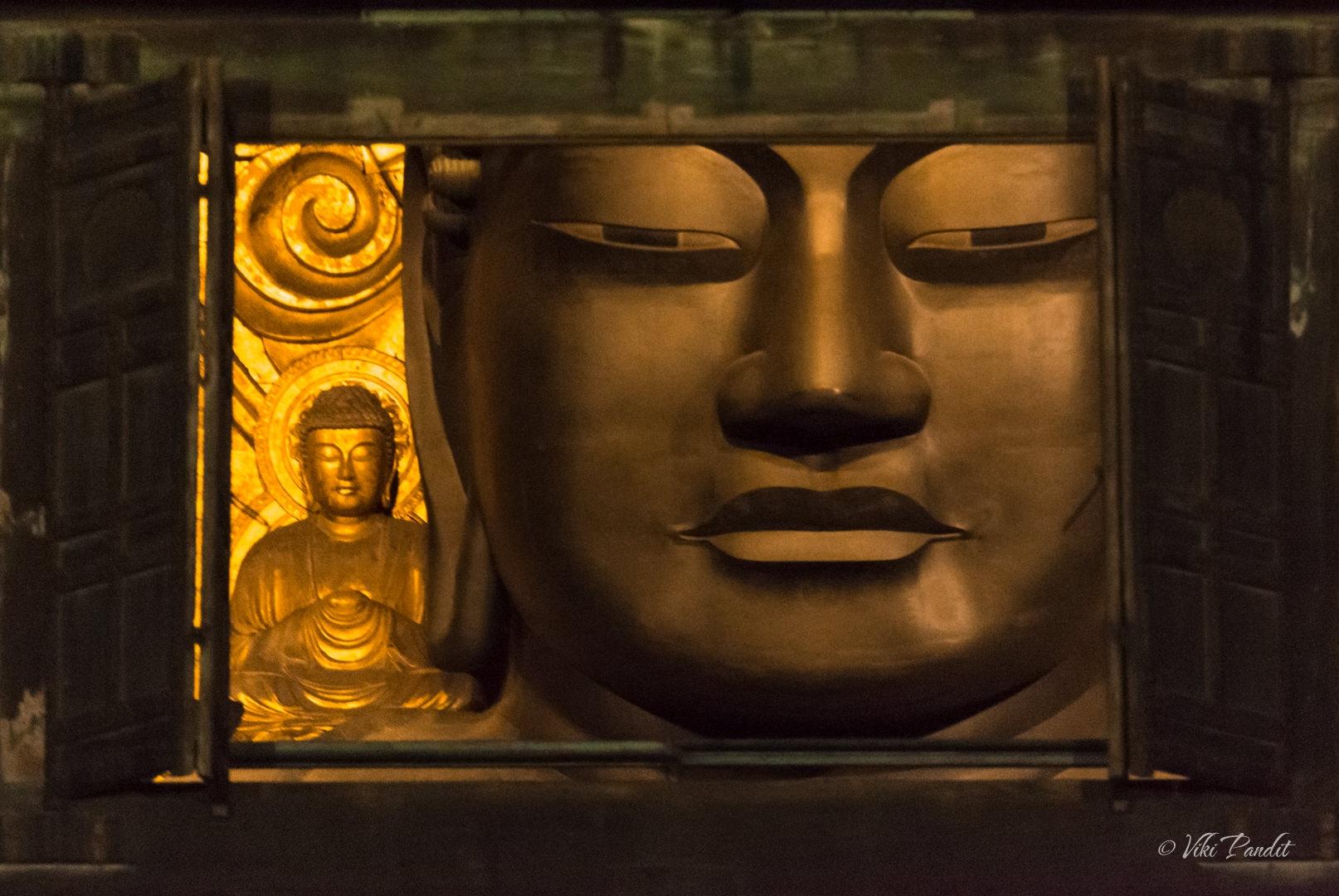 Budhha at Todaiji