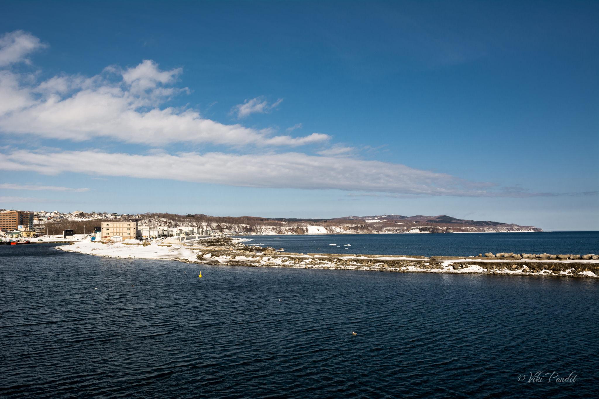 Abashiri Port