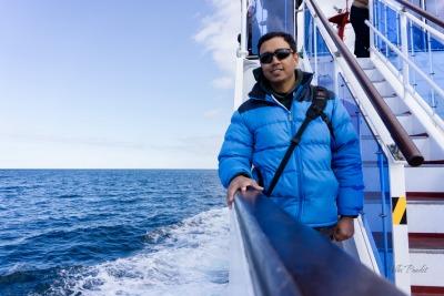 Cruising the Sea of Okhotsk