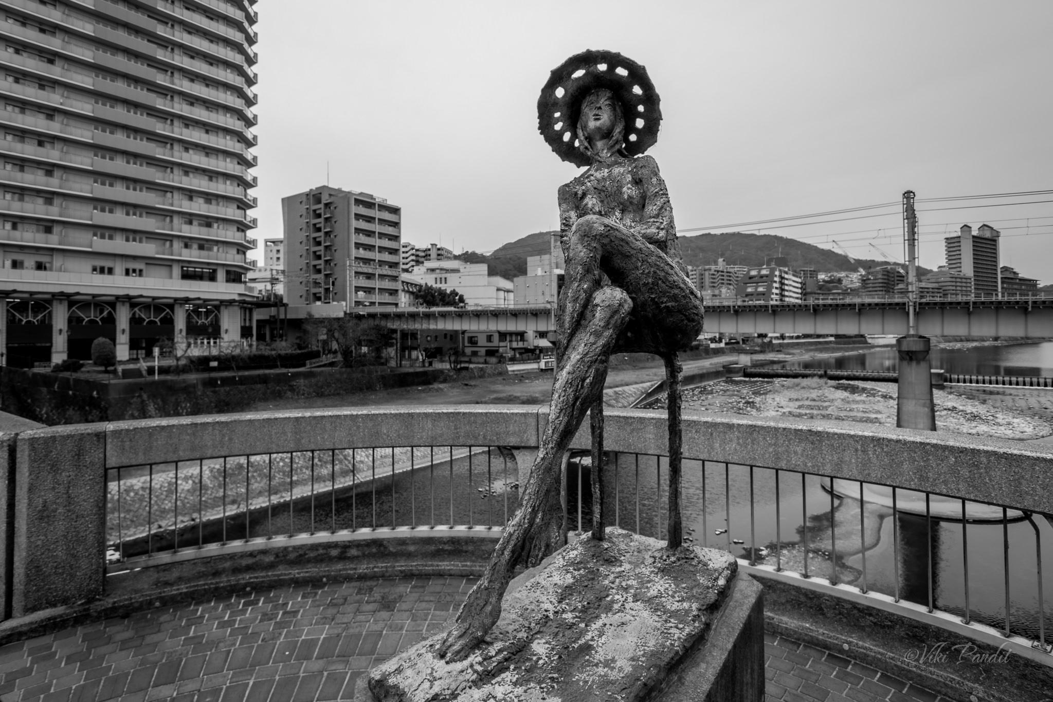 Sculptures from Takarezuka Revue