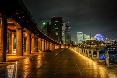 Yokohama Pier