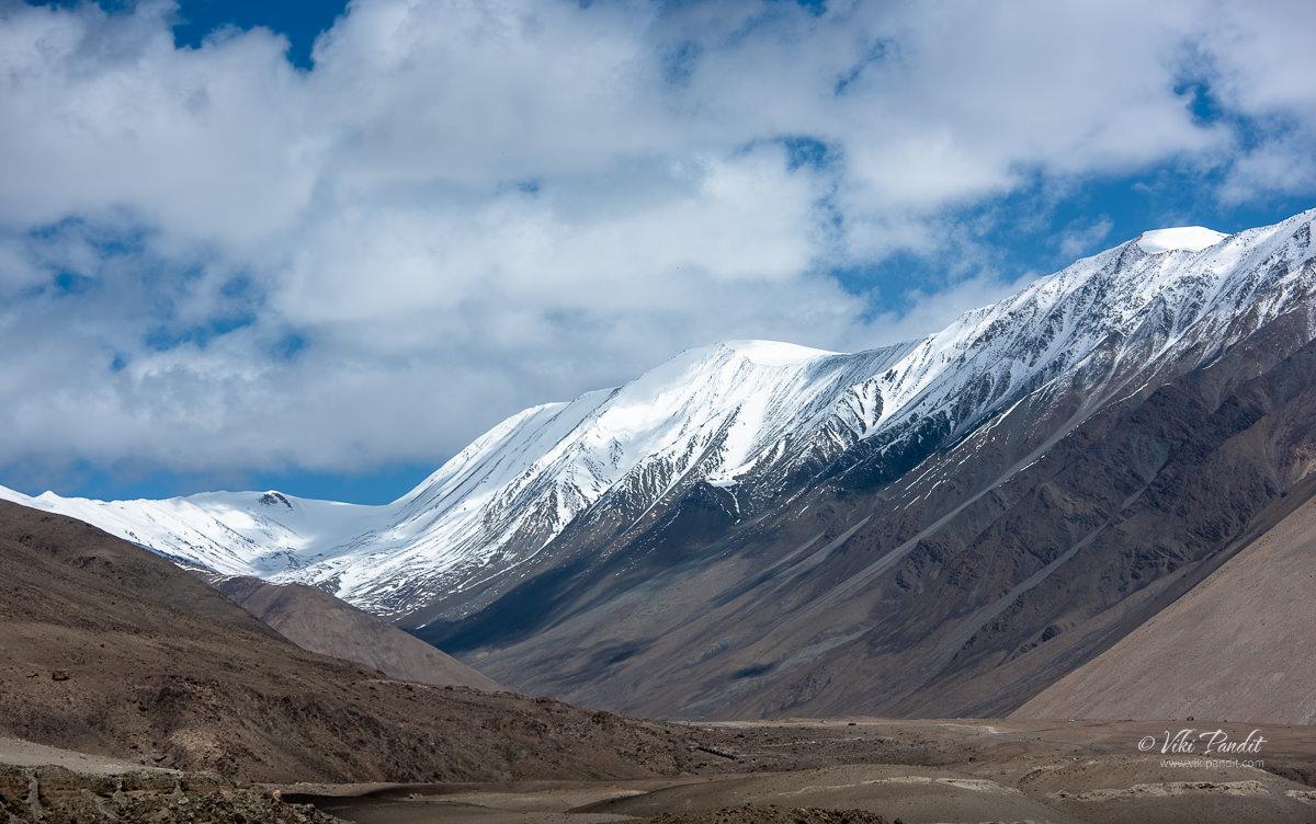 Driving in Ladakh