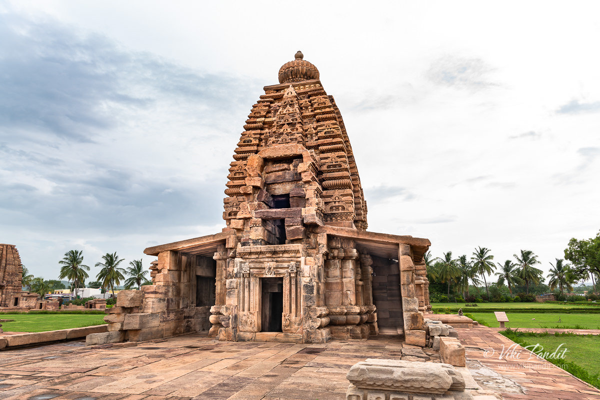 Galagalantha Temple in Pattadakal