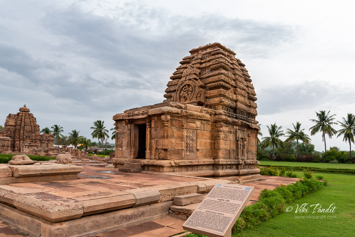 Jambulinga Temple in Pattadakal