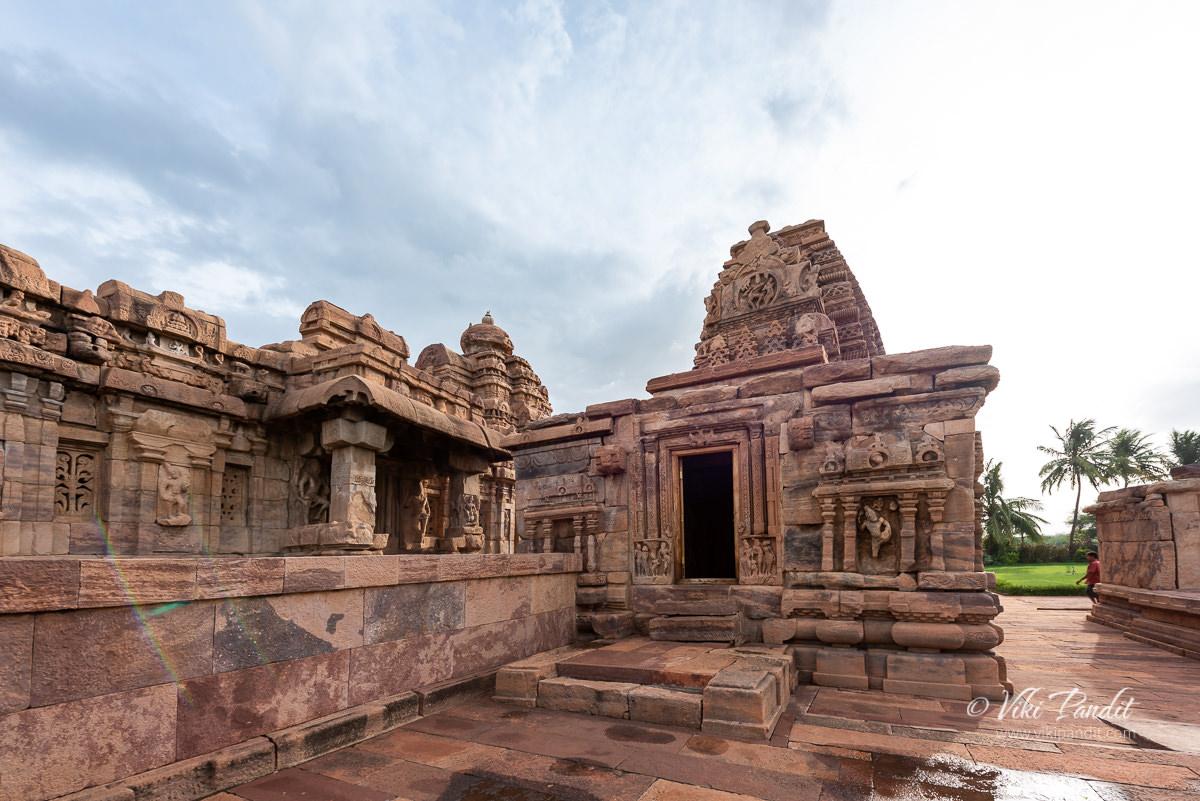 Kashivishveshar Shiva Temple in Pattadakal