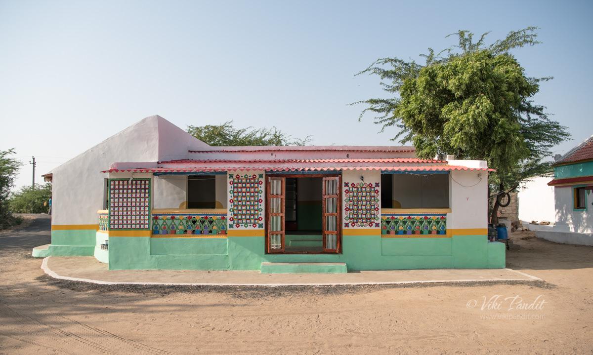 Village Houses in Gandghi-Nugam