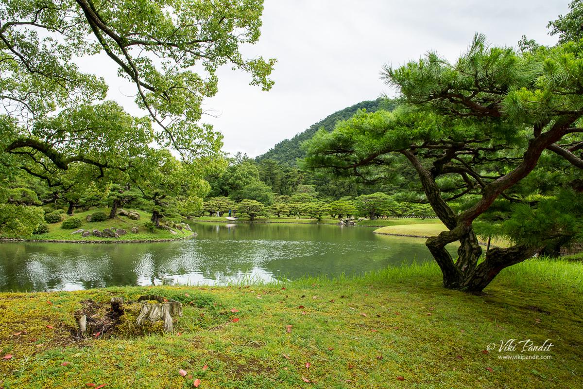 Hokko - North Garden of Ritsurin Koen