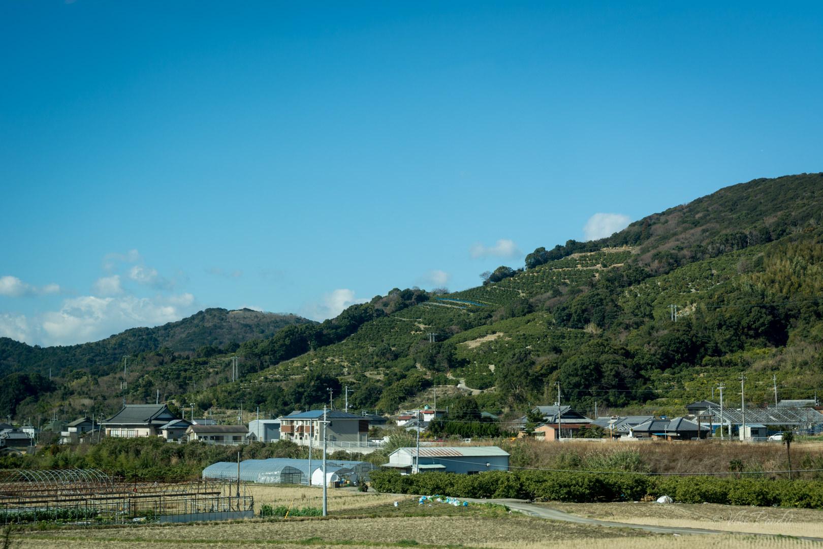 Wakayama countryside