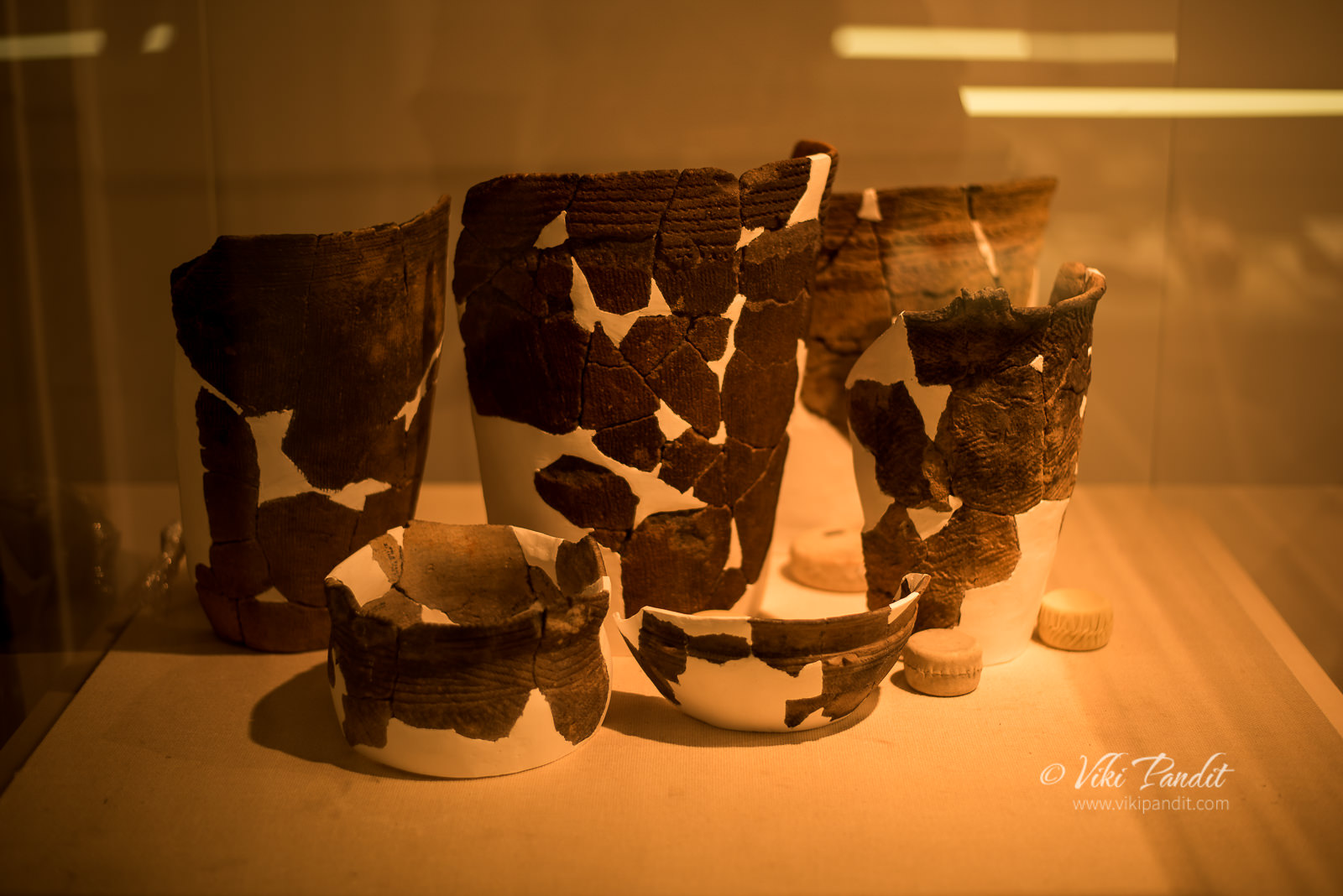 Broken Clay Utensils, Jomon Period