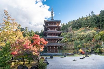 Seiryu-ji Temple Pagoda