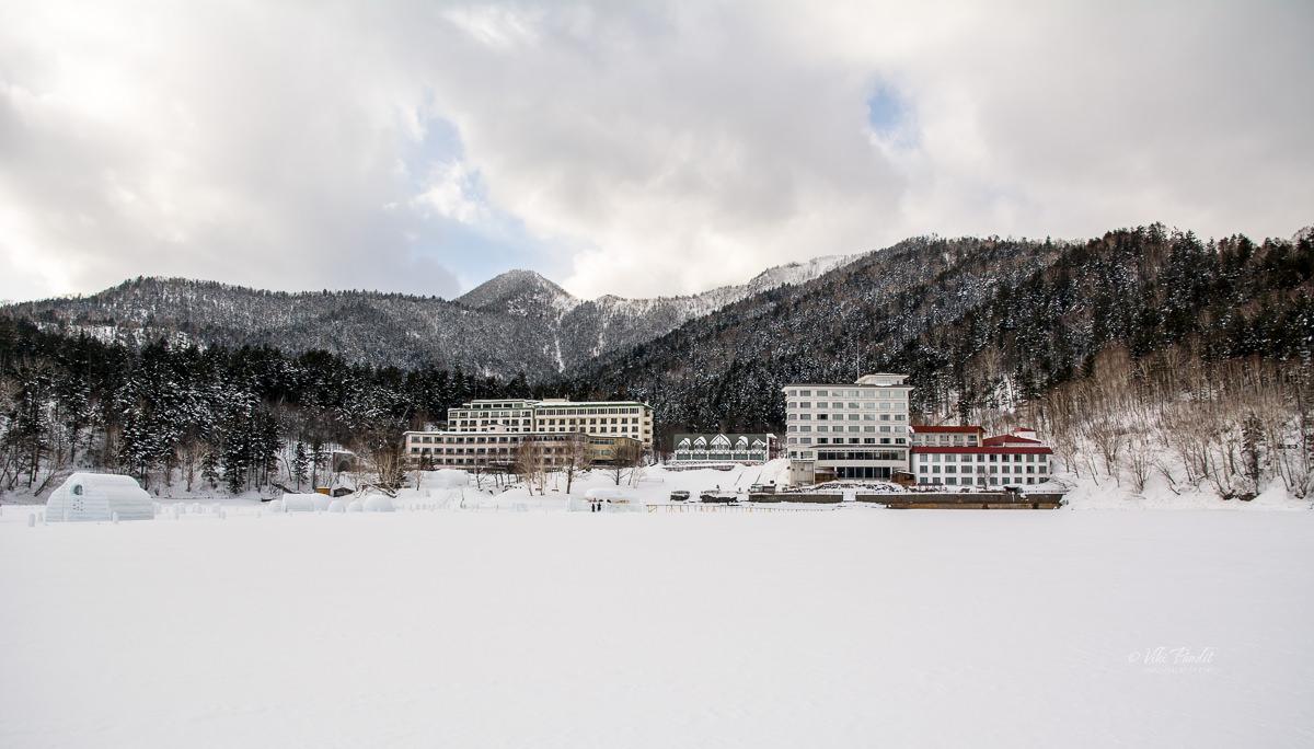 Hotel Fusui near Lake Shikaribetsu