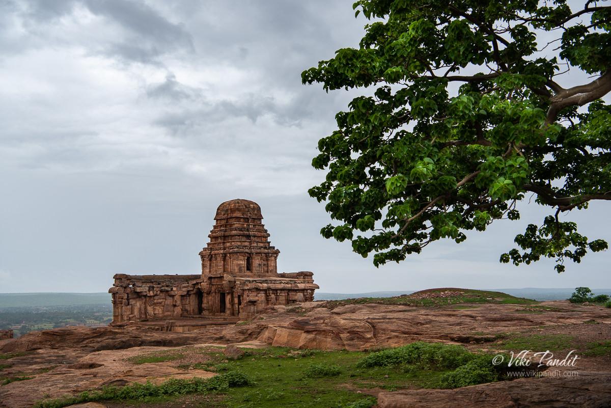 Upper Shivalaya in Badami