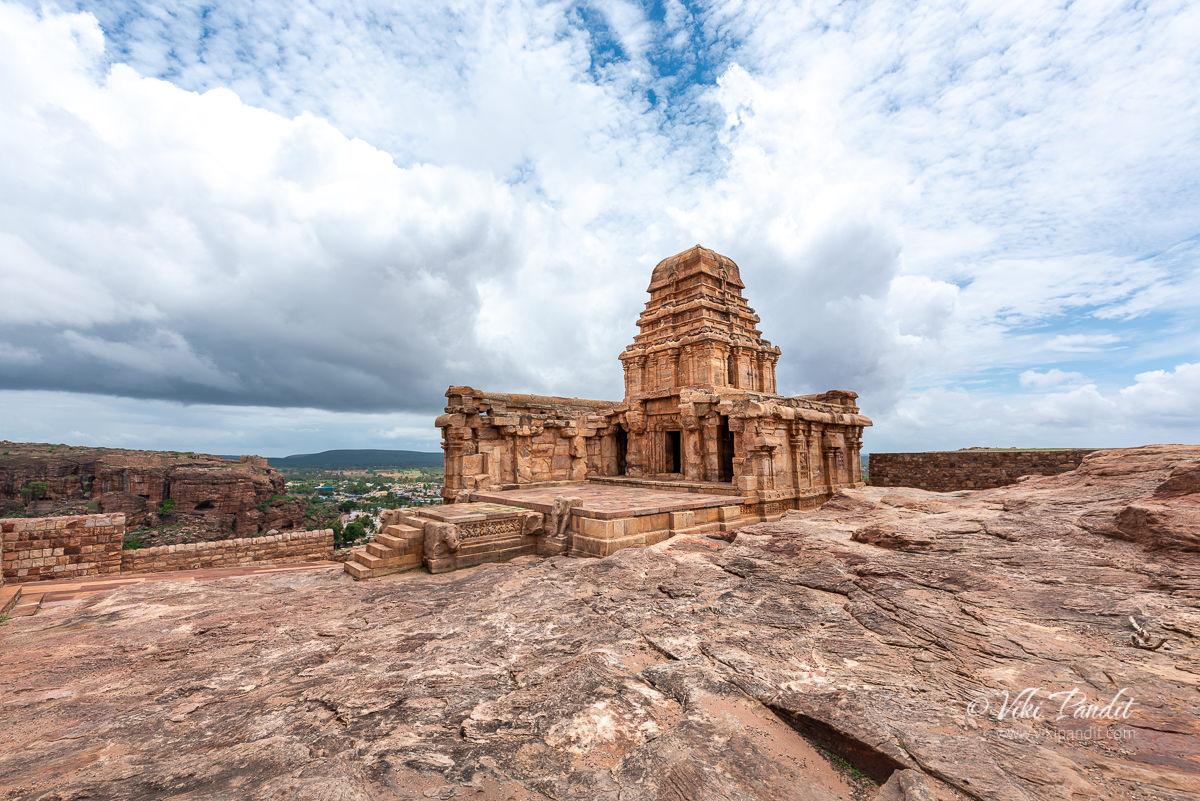 Upper Shivalaya at Badami