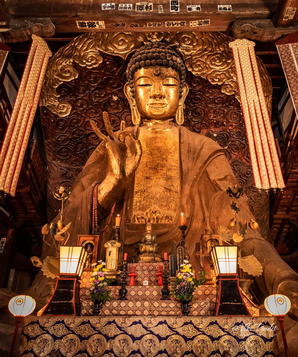 Gifu Buddha