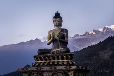 Buddha at Ravangla