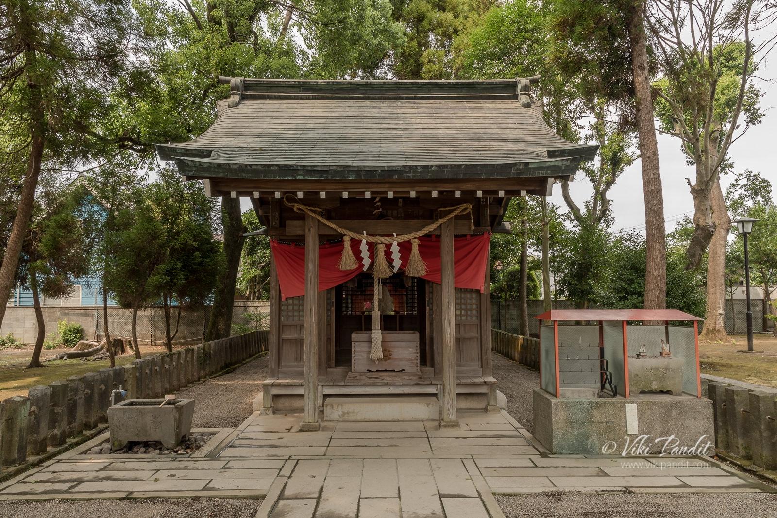Inari Shrine at Kumamoto
