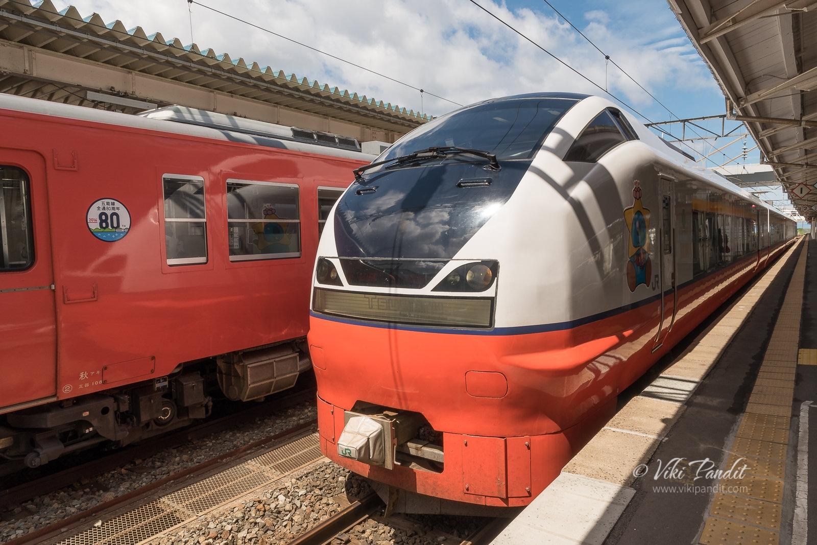 Tsugaru-Limited-Express