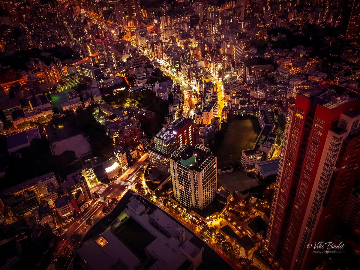 Tokyo City Steets