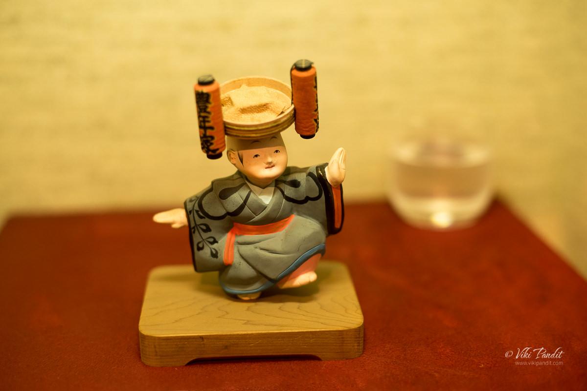 Doll of Hatsu Uma