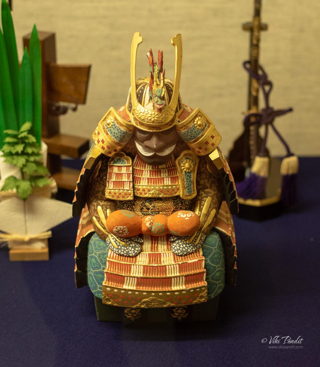 Gogatsu Ningyo at Tougyoku Doll Museum